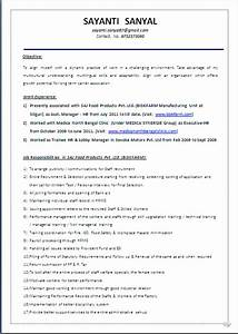 two years experience resume sample - resume blog co mba hr with 4 years experience beautiful