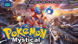 pokemon mystical