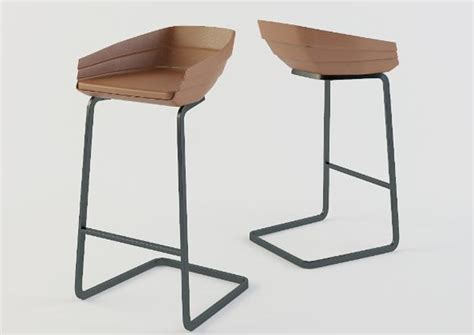 modern bar stools and kitchen countertop stools in stylish