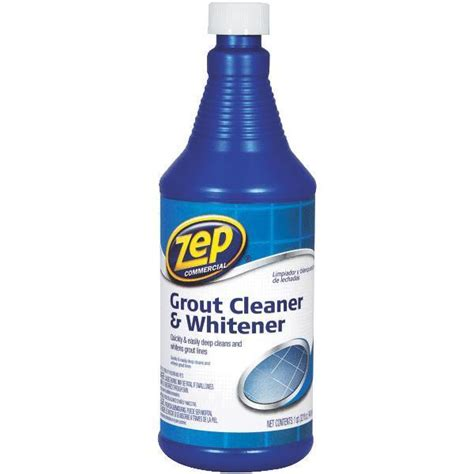 zep tile grout cleaner 3 pack zep commercial 32 oz floor grout cleaner zu104632