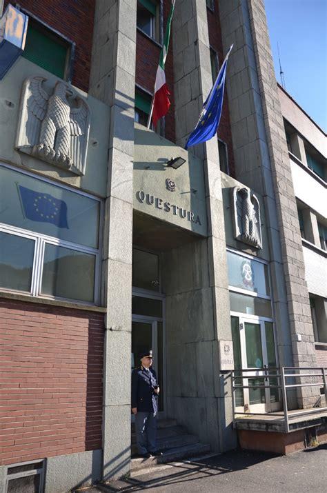 Questura Di Salerno Ufficio Porto D Armi - polizia di stato questure sul web como