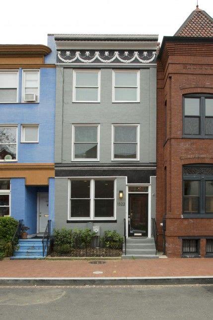 washington dc row house design renovation  remodeling