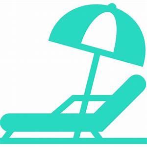 Beach Chair Icon Png