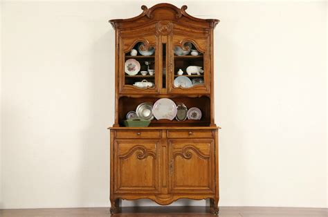 The China Cupboard by Sold Country Provincial Pine 1870 Antique China