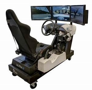 Simulateur Auto Ps4 : l 39 cole de conduite saint pierre vous forme sur son simulateur de conduite ~ Farleysfitness.com Idées de Décoration