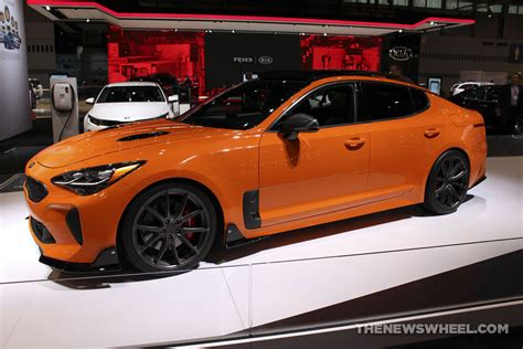 kia stinger gt named      door sports