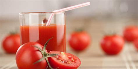 segelas jus tomat uh cegah kanker hingga penyakit