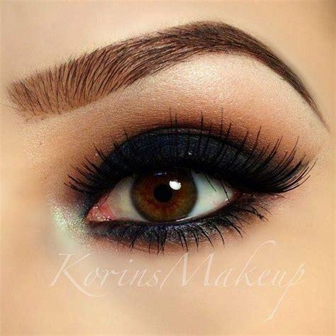 ccw   everyday face contour brows smokey eye ombre