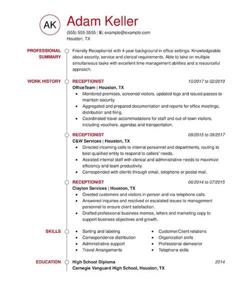 resume formats  guide   format
