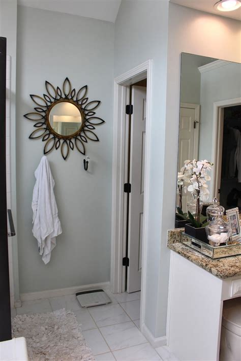 Spa Bathroom Paint Colors by Pretty Bathroom Color Benjamin Healing Aloe