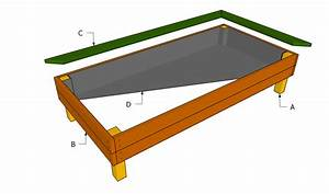 Elevated Garden Bed Plans BED PLANS DIY & BLUEPRINTS