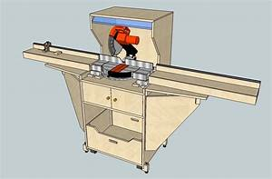 Miter Saw Station: 7 Steps (with Pictures)