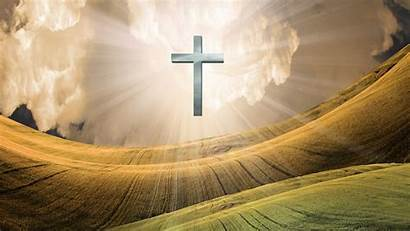 Religious Backgrounds Christian Jesus Cross Wallpapers Easter
