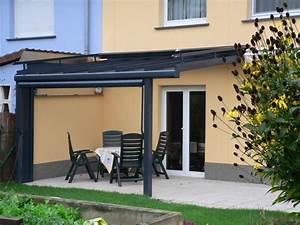 Terrassenüberdachung Alu Mit Montage : awg terrassen berdachung aluminium vsg glas 7x4 meter ~ Articles-book.com Haus und Dekorationen