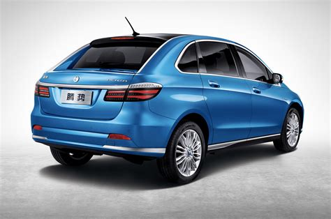 Daimler Launches New Chinaonly Electric Car With Byd Autocar