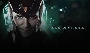 Loki Wallpaper by BriellaLove on DeviantArt