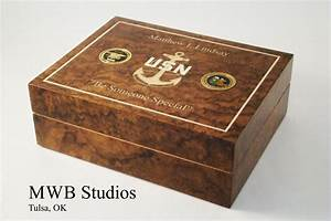 Buy a Hand Crafted Custom Humidor, made to order from Mwb