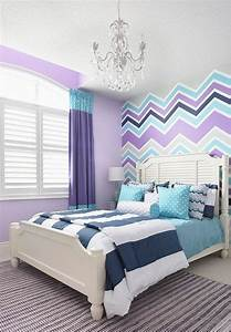 28, Nifty, Purple, And, Teal, Bedroom, Ideas