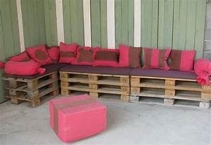 Recyclage Palette : faire avec des palettes jardiniere en palette de bois diy ~ Melissatoandfro.com Idées de Décoration