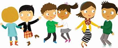 Dancing Dance Clipart Kid Children Transparent Illustration