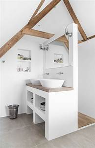 Aménager Une Salle De Bain : salle de bain contemporaine ~ Dailycaller-alerts.com Idées de Décoration