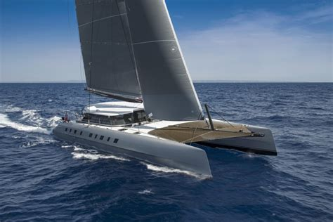 Catamaran Gunboat by Gunboat 60 Nigel Irens Design