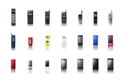 history of phones 25 years of cell phone history history phones and phone