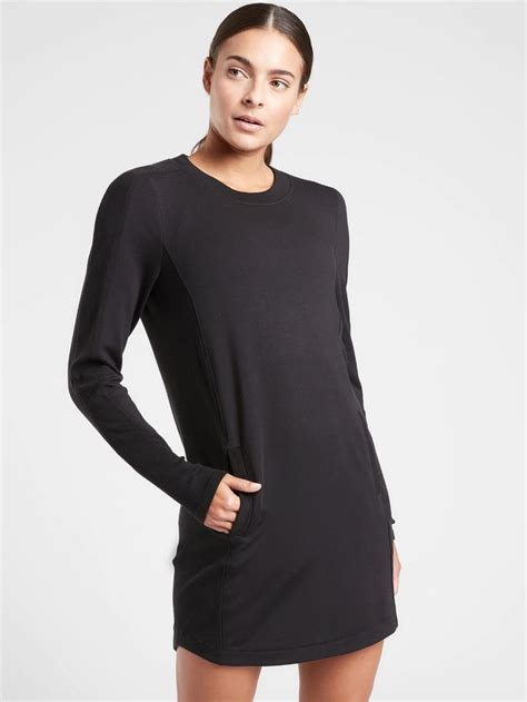 Balance Dress   Athleta   Dresses, Clothes, Relaxed outfit