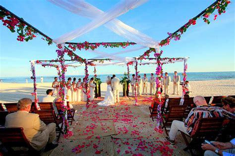 11 Best Places For Destination Weddings