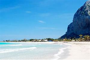 One of the most beautiful beaches at Italy La Piccola