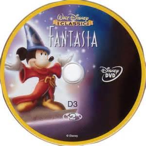 Fantasia 2000 DVD Cover