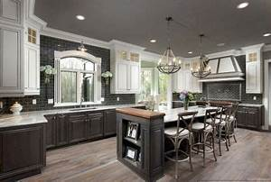 80 Awesome Modern Farmhouse Kitchen Cabinets Ideas