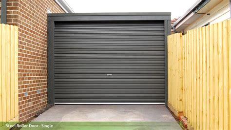 putting up a garage door roller doors rj garage doors melbourne