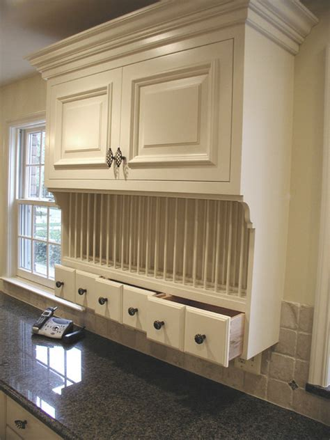cabinet details specialty cabinets dish racks detroit  woodmaster kitchens