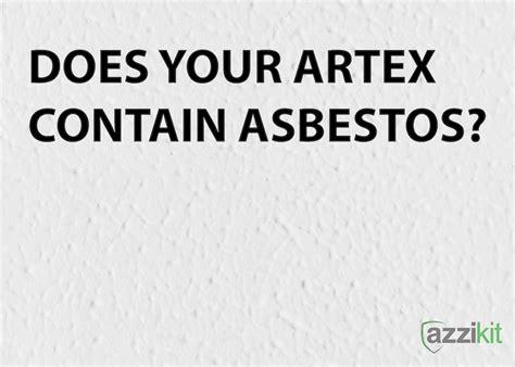 artex  asbestos azzikit