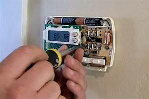 Learn To Replace The Thermostat For Your Home