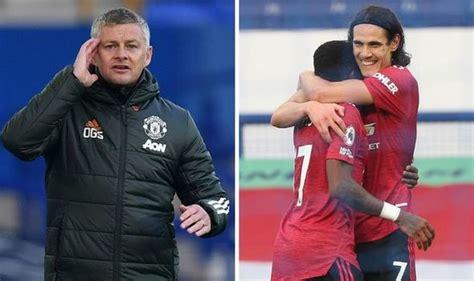 Man Utd news: Solskjaer told to unleash new-look front ...