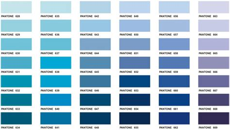 light blue color names printing stickers and pantone colors custom sticker