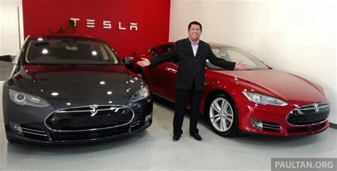 Tesla Model S 85 – first two cars on way in to Malaysia ...
