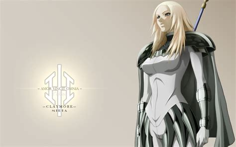 Claymore Anime Wallpaper - claymore anime wallpaper 1680x1050 wallpoper