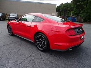 Used 2018 Ford Mustang EcoBoost Premium RWD Coupe For Sale In Atlanta GA - U5982