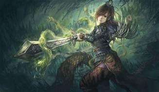 artwork, Sword, Fantasy art Wallpapers HD / Desktop and ...