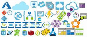 Microsoft Integration  Azure And Much More  Stencils Pack