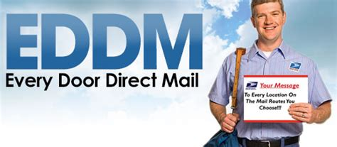 usps every door direct grow your business with eddm postcards