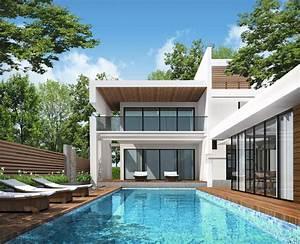 grundstuck und haus mit pool schwimmteich sauna With whirlpool garten mit balkon am haus anbauen