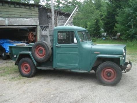 willys jeep truck lifted 39 62 willy truck cars pinterest trucks
