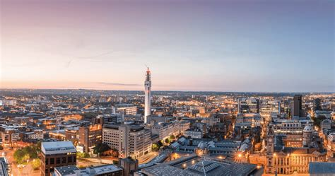 Birmingham's Credentials elevated with UK's Enduring ...