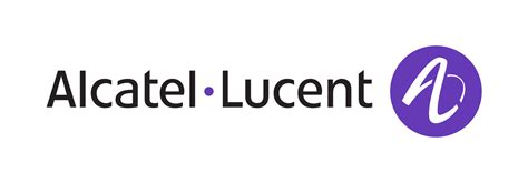 Alcatel-lucent Logo Hoffman Agency