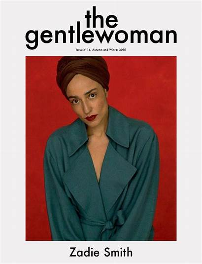 Gentlewoman Zadie Smith Magazine Fall Subscription Inez