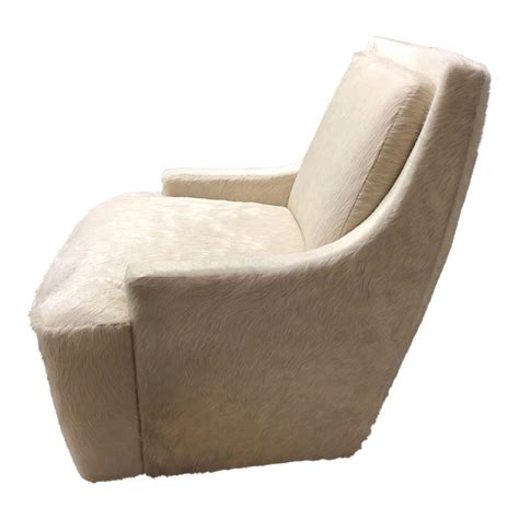 Cowhide Price by New Barbara Barry Scoop Swivel Cowhide Chair For Hbf
